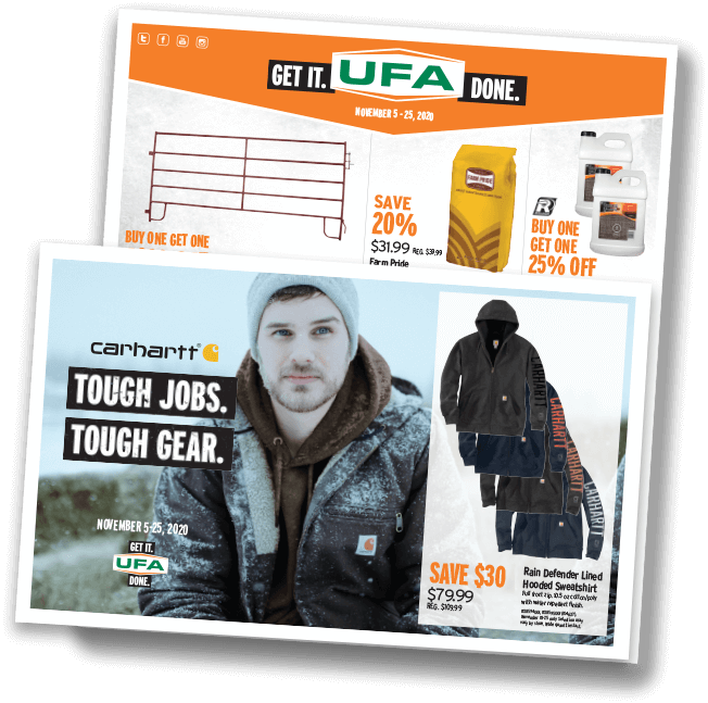 UFA Flyer - Nov 5 to Nov 25, 2020