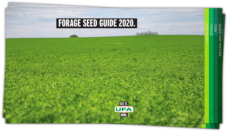 Forage, Range and Pasture Guide