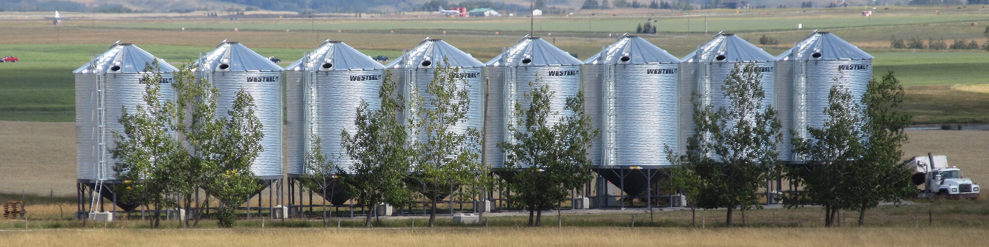 Grain Bins