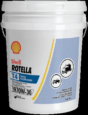 Shell Rotella T4