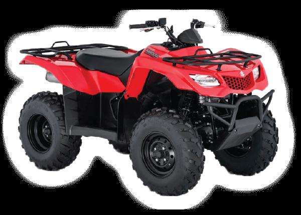 2020 Suzuki LT-A400F 4x4 ATV